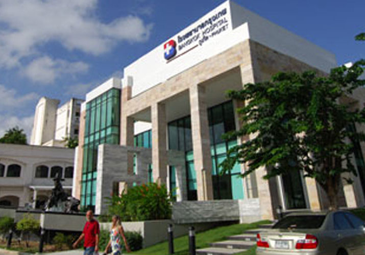 Bangkok Hospital, Phuket
