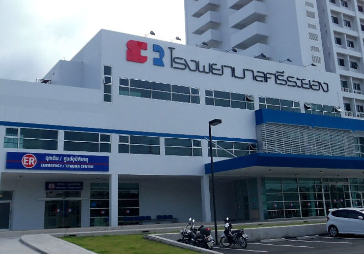 Sri Rayong Hospital